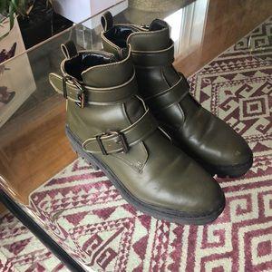 Aldo boots women's size 8